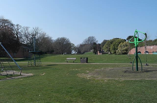 Puckpool park