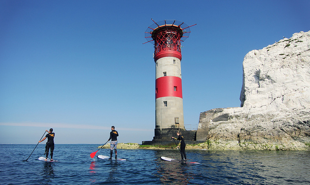 20 Great Adventures on the Isle of Wight