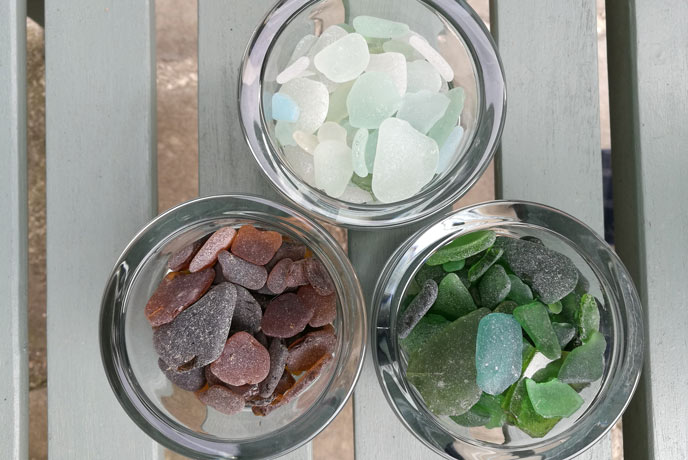 The Art of Collecting Sea Glass