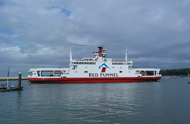 Red Funnel Signature Lounge