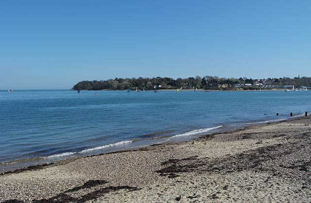 St Helens Beach and the Duver