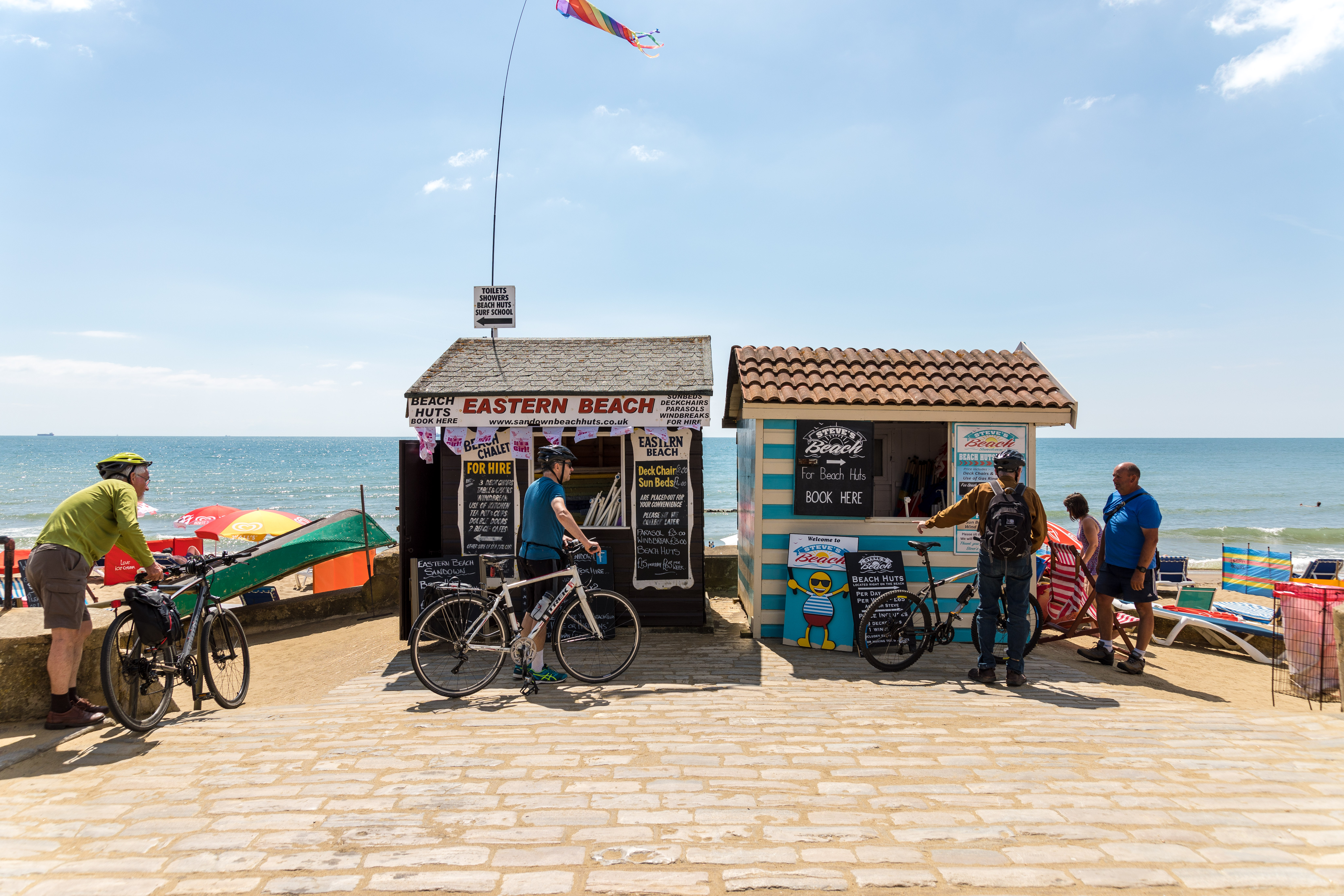 Isle of Wight beach awards