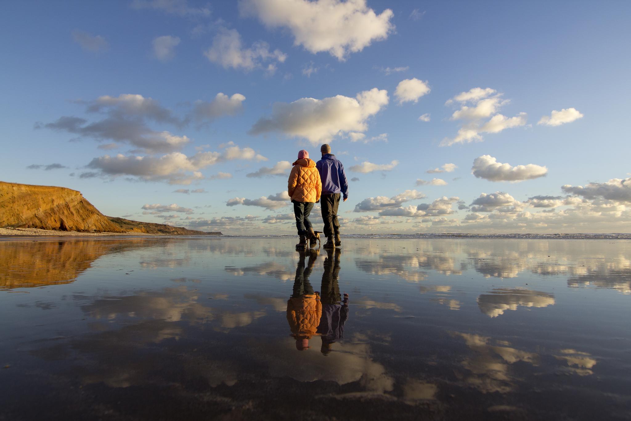 Romantic Walks on the Isle of Wight