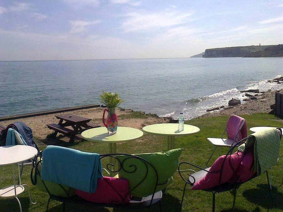 The Beach Hut Cafe, Bembridge