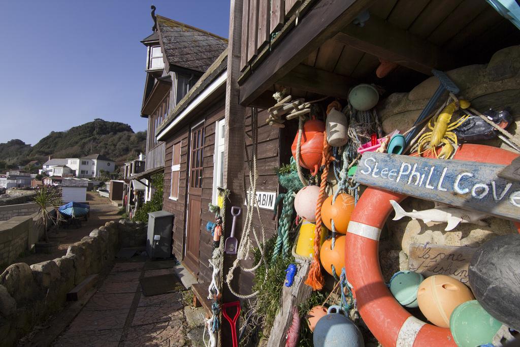 Steephill Cove - A Hidden Treasure