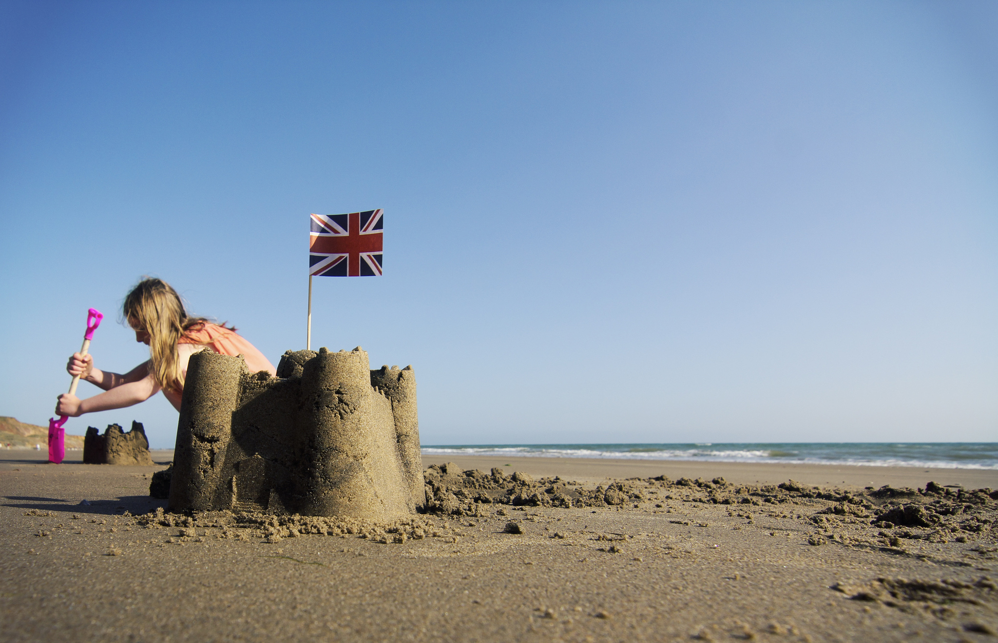 Compton Bay amongst UK's top beaches