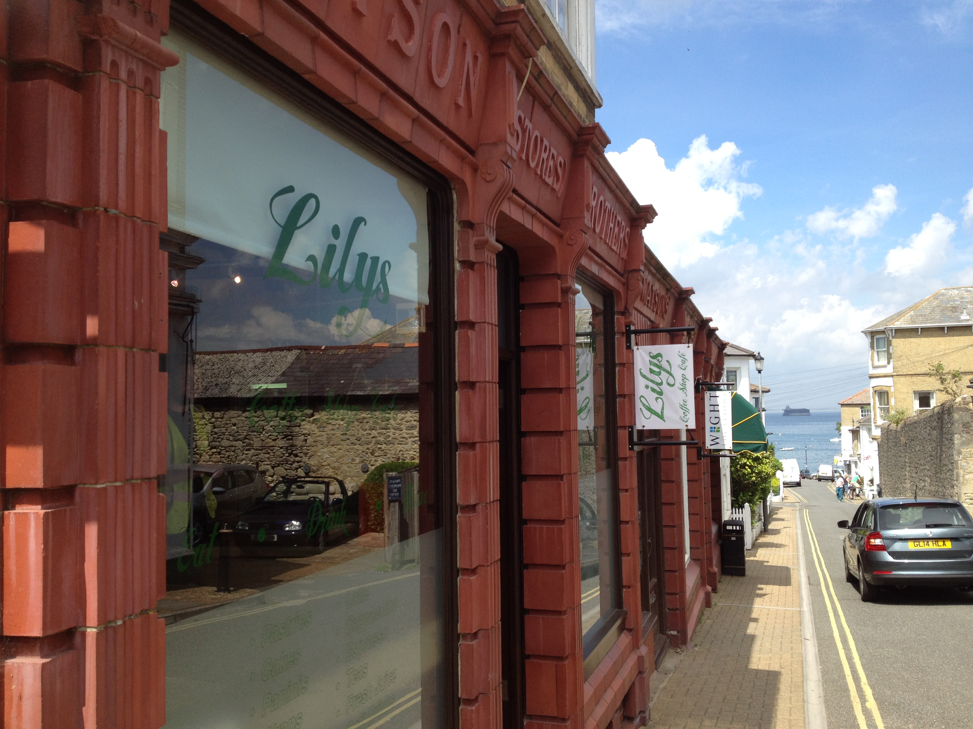 Lily's Cafe, Seaview