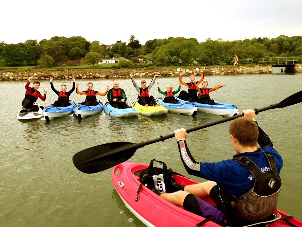 Tackt-Isle Adventures - Dinghy, Kayak & Paddle board Hire on the Isle of Wight