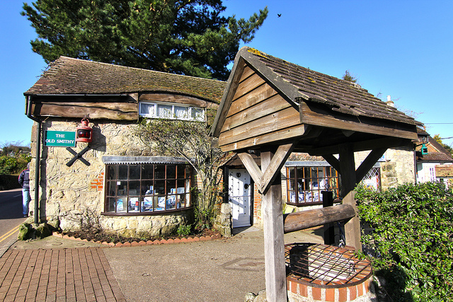 The Old Smithy, Godshill
