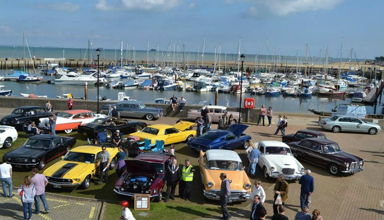The Isle of Wight Classic Car Show