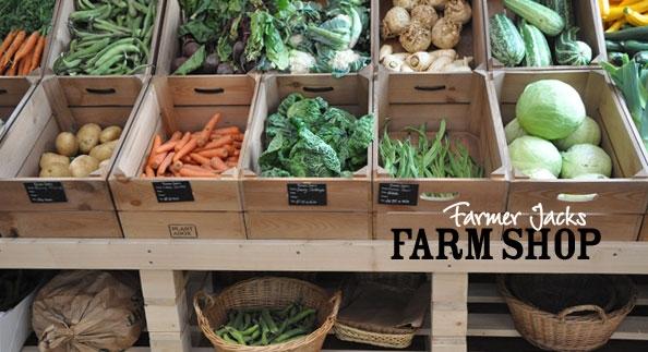 Farmer Jacks, Arreton