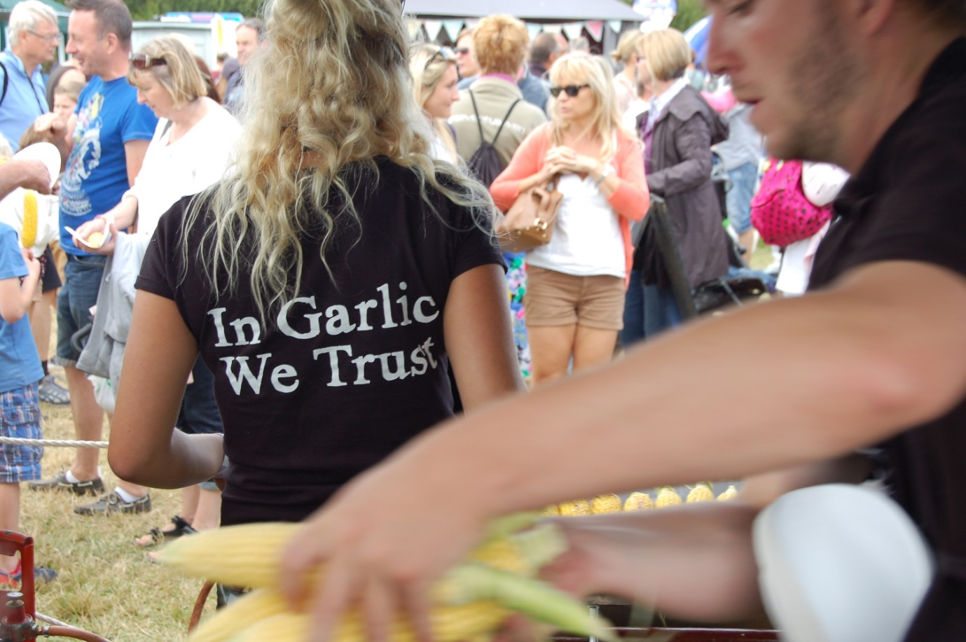 The Isle of Wight Garlic Festival: All you need to know