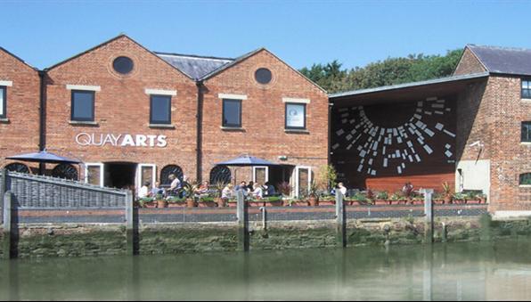 Quay Arts Cafe, Newport