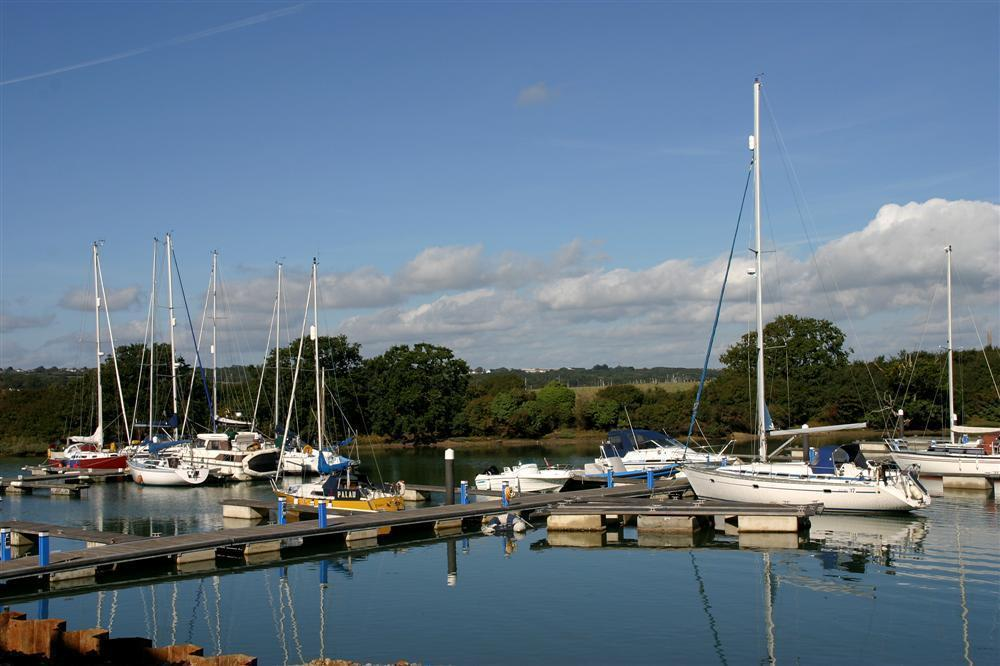 Island Harbour – a little known peaceful location