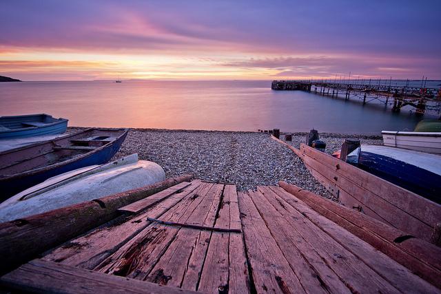 Hidden Beaches on the Isle of Wight